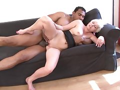 Mature leaves black hunk to fuck say no to merciless